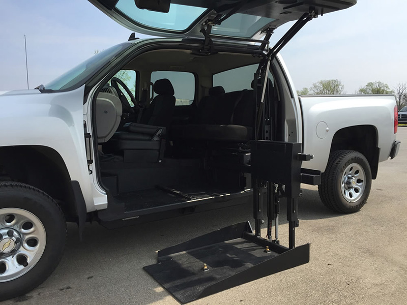 All Terrain Conversions Atc 45 Degree Platform